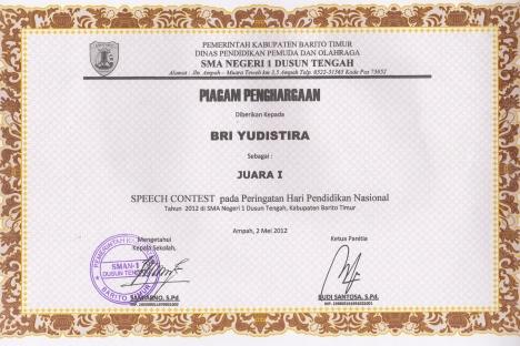 Pramuka, Ambalan, Raden Soesilo, SMAN 1 Dusun Tengah, SMAN 1 Tamiang Layang, SMAN 1 Buntok, SMAN 1 Muara Teweh, SMANSA DUTA, SMANSAYANG, SMANSA MODEL, KALIMANTAN TENGAH, Barito Timur, Pramuka Bartim, Pramuka Dusun Tengah, Pramuka Buntok, Pramuka Kalteng, Pramuka Kalimantan Tengah, Gudep.01-02, Bri, Briyudistira,  pramuka borneo, pramuka duta, pramuka Indonesia,pramuka kaliamantan, pramuka kalimantan tengah, pramuka kalteng, pramuka sma ampah pramuka samnsa duta, pramuka SMA N 1 Dusun Tengah, Bray'n, brayn, yudistira, Kalimantan, Ampah, WMS, bloggerampah, Kepanduan, Jurnalis, Reporter, Anak Barito, Anak Kalteng, Anak Barim, Putra Bartim, Duta Bartim, Duta Kalteng, Duta Kalimantan Tengah, pendidikan, edukasi, blog bri, bri blogs, BRI, yudistirabri, Mading, Majalah Dinding, kabupaten Bartim, kecamatan dusun tengah, Argopolitan, Penulis, Ulang tahun, ultah, guruku, 48th, pendidik, ulangan, umur, Kimia, AI-PAD ZetanS, AI-PAD, I-PAD, IDAMAN, IDOLA., Pidato Bahasa inggris, Juara I, Speech contest