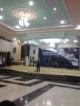 Sambutan Ket.BNK Barito Timur sekaligus menutup acara Festival BNL 2012