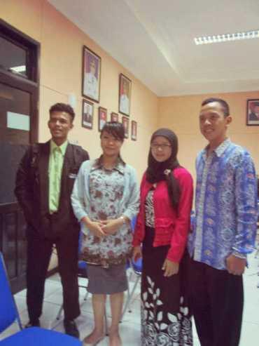 Pemiliha Duta Mahasiswa GenRe Tingkat Kota Palangkaraya