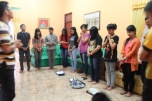 Ultah Leadership Altar